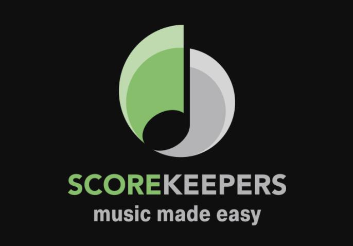 Logo Scorekeepers Music